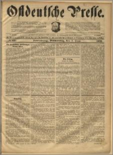 Ostdeutsche Presse. J. 22, 1898, nr 126