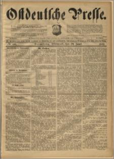 Ostdeutsche Presse. J. 22, 1898, nr 149