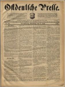 Ostdeutsche Presse. J. 22, 1898, nr 153