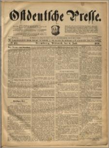 Ostdeutsche Presse. J. 22, 1898, nr 155