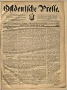 Ostdeutsche Presse. J. 22, 1898, nr 157