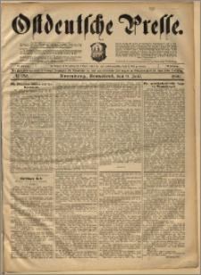Ostdeutsche Presse. J. 22, 1898, nr 158