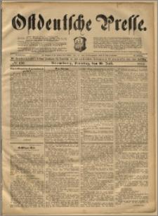 Ostdeutsche Presse. J. 22, 1898, nr 159