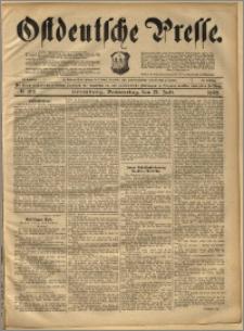 Ostdeutsche Presse. J. 22, 1898, nr 168