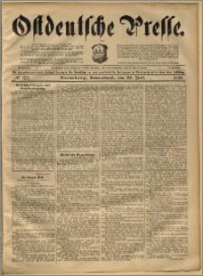 Ostdeutsche Presse. J. 22, 1898, nr 170
