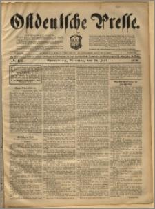Ostdeutsche Presse. J. 22, 1898, nr 172