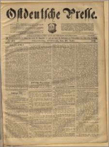 Ostdeutsche Presse. J. 22, 1898, nr 173
