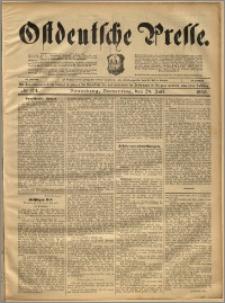 Ostdeutsche Presse. J. 22, 1898, nr 174