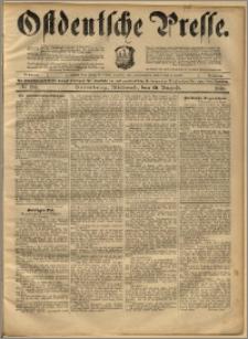Ostdeutsche Presse. J. 22, 1898, nr 185