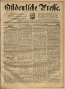 Ostdeutsche Presse. J. 22, 1898, nr 192