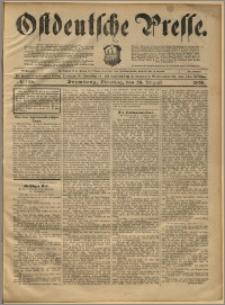Ostdeutsche Presse. J. 22, 1898, nr 196