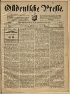 Ostdeutsche Presse. J. 22, 1898, nr 203