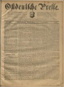 Ostdeutsche Presse. J. 22, 1898, nr 204