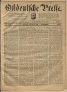 Ostdeutsche Presse. J. 22, 1898, nr 205