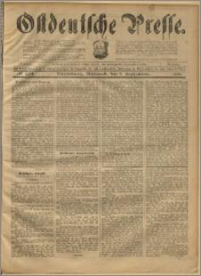 Ostdeutsche Presse. J. 22, 1898, nr 209