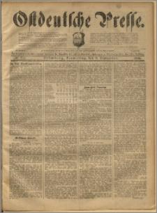 Ostdeutsche Presse. J. 22, 1898, nr 210