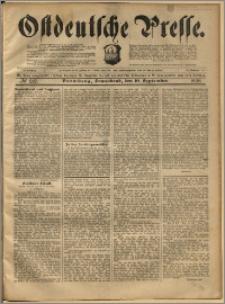 Ostdeutsche Presse. J. 22, 1898, nr 212