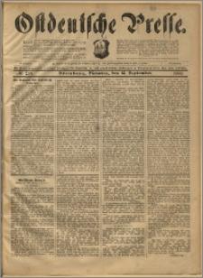 Ostdeutsche Presse. J. 22, 1898, nr 214