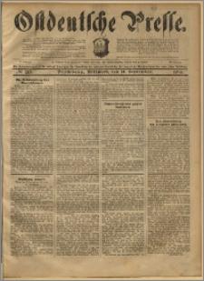 Ostdeutsche Presse. J. 22, 1898, nr 215