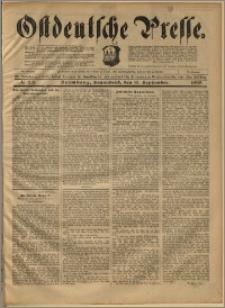 Ostdeutsche Presse. J. 22, 1898, nr 218