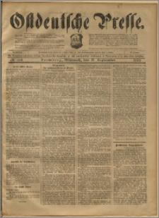 Ostdeutsche Presse. J. 22, 1898, nr 221