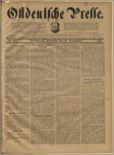 Ostdeutsche Presse. J. 22, 1898, nr 225