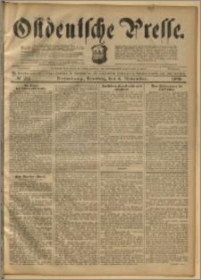 Ostdeutsche Presse. J. 22, 1898, nr 261