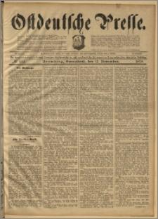 Ostdeutsche Presse. J. 22, 1898, nr 266