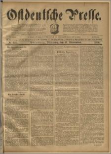Ostdeutsche Presse. J. 22, 1898, nr 268