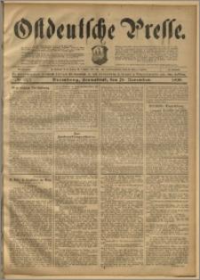 Ostdeutsche Presse. J. 22, 1898, nr 277