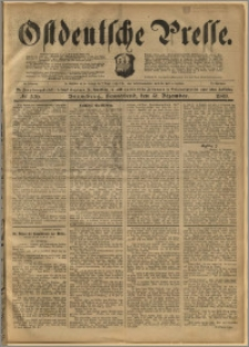 Ostdeutsche Presse. J. 22, 1898, nr 306