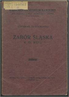 Zabór Śląska w XIV wieku