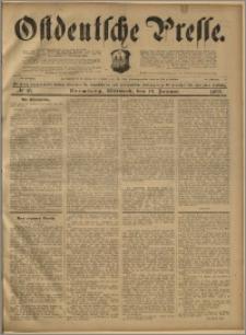 Ostdeutsche Presse. J. 23, 1899, nr 15