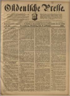 Ostdeutsche Presse. J. 23, 1899, nr 44