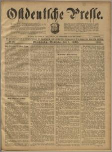 Ostdeutsche Presse. J. 23, 1899, nr 56