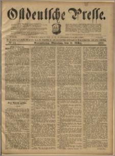 Ostdeutsche Presse. J. 23, 1899, nr 62