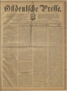 Ostdeutsche Presse. J. 23, 1899, nr 76