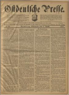 Ostdeutsche Presse. J. 23, 1899, nr 79