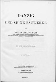 Danzig und seine Bauwerke