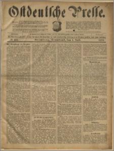 Ostdeutsche Presse. J. 23, 1899, nr 152