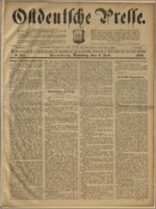 Ostdeutsche Presse. J. 23, 1899, nr 154