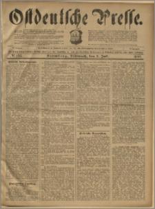 Ostdeutsche Presse. J. 23, 1899, nr 155