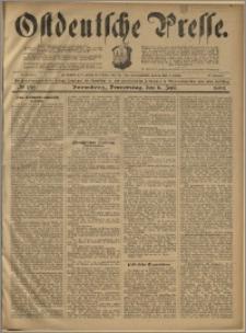 Ostdeutsche Presse. J. 23, 1899, nr 156