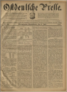 Ostdeutsche Presse. J. 23, 1899, nr 158