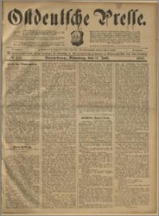 Ostdeutsche Presse. J. 23, 1899, nr 160
