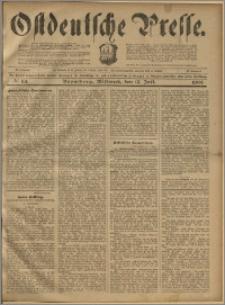 Ostdeutsche Presse. J. 23, 1899, nr 161