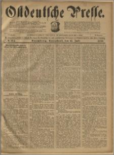 Ostdeutsche Presse. J. 23, 1899, nr 164