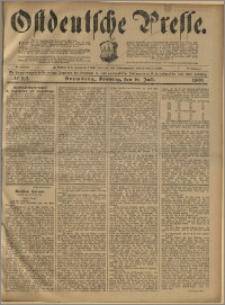 Ostdeutsche Presse. J. 23, 1899, nr 165
