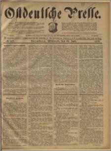 Ostdeutsche Presse. J. 23, 1899, nr 167