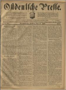Ostdeutsche Presse. J. 23, 1899, nr 169